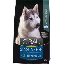 CIBAU SENSITIVE FISH (12 kg)