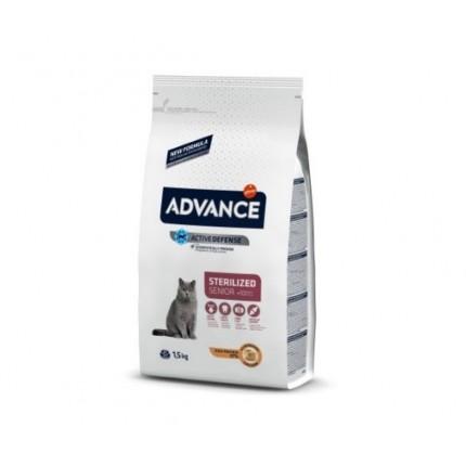 Адванс за мачки сениори 1,5кг