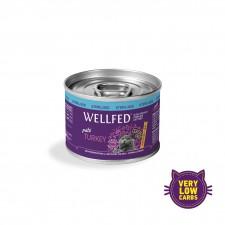 Wellfed Sterilised -Мисирка за грижа за гастроинтестиналниот тракт 200гр