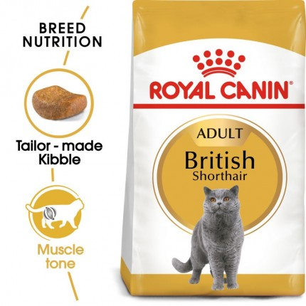 ROYAL CANIN® British Shorthair Adult 400 гр